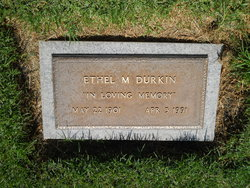 Ethel M Durkin