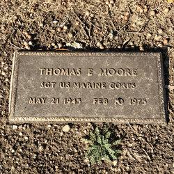 Thomas Edward Moore