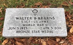 Walter B. Kearns