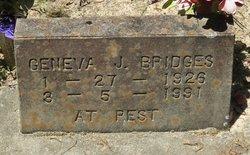 Geneva J. Bridges