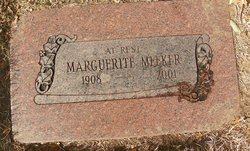 Marguerite <I>Morris</I> Meeker