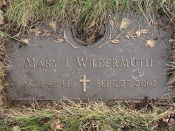 Mary Ida Wildermuth