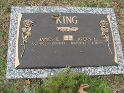 James E King