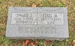 Edward J. Deister