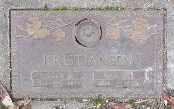 Wally L Kristiansen