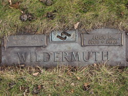 Lucy V. <I>Elliot</I> Wildermuth