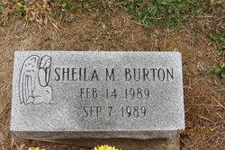 Sheila M Burton