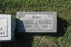 "Robert J. ""Bobby"" Holmes, Jr"