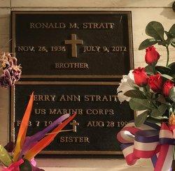 Ronald M. Strait