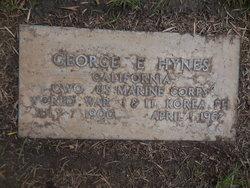 George E. Hynes