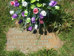 Franklin D Epps