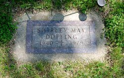 Shirley May Doffing