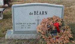 Gaston de Galard deBearn