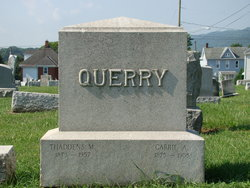 Carrie A. <I>Harris</I> Querry
