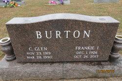 Frankie I Burton