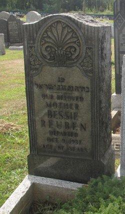 Bessie <I>Berman</I> Reuben