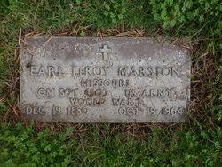 Earl LeRoy Marston