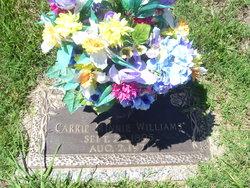 Carrie Minnie Williams