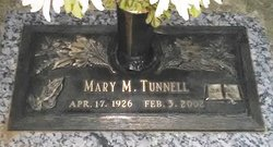 Mary M. Tunnell