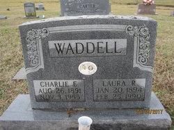 Charlie E Waddell