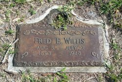 Fred Emerson Willis
