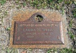 Laura M. <I>Henley</I> Willis