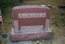 Florence <I>Binkley</I> Bowsher
