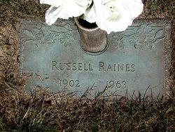 Russell Raines