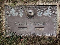 Pauline S Kidwell