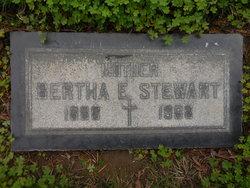 Bertha E. Stewart