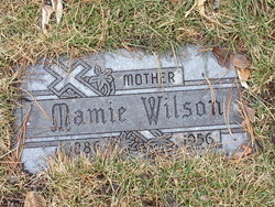 Mamie Wilson