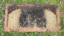 K. Lorine Morgan