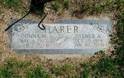 """Delmer Albert """"Jack"""" Harer"""