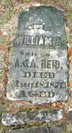 William A. Reid