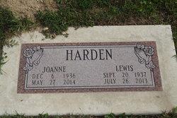 Lewis Harden
