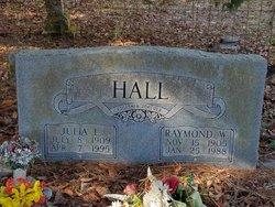 Raymond W Hall