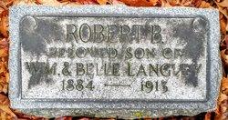 Robert B. Langley