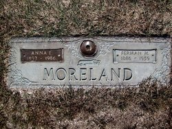 Anna E Moreland