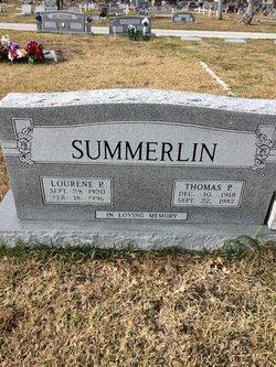 Lourene P Summerlin