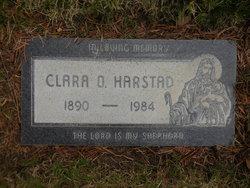 Clara O. Harstad