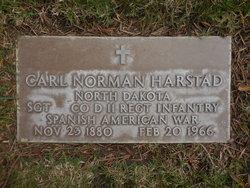 Carl Norman Harstad
