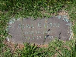Alma E. Gray