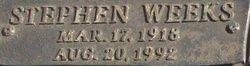 Stephen Weeks Mowry