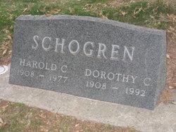 """Harold Clarion """"Red"""" Schogren"""