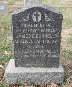 Katherine M <I>Moran</I> Donnelly