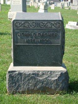 John O. Dasher