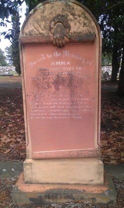 Anna <I>Herne</I> Apperly