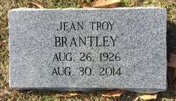 Jean <I>Troy</I> Brantley