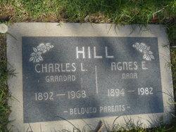 Agnes E. Hill