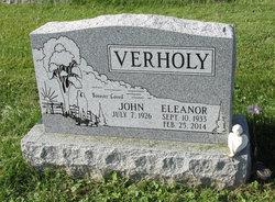 Eleanor <I>Gmoser</I> Verholy